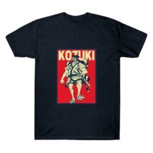 Boutique One Piece T-shirt XXL T Shirt One Piece Kozuki Oden
