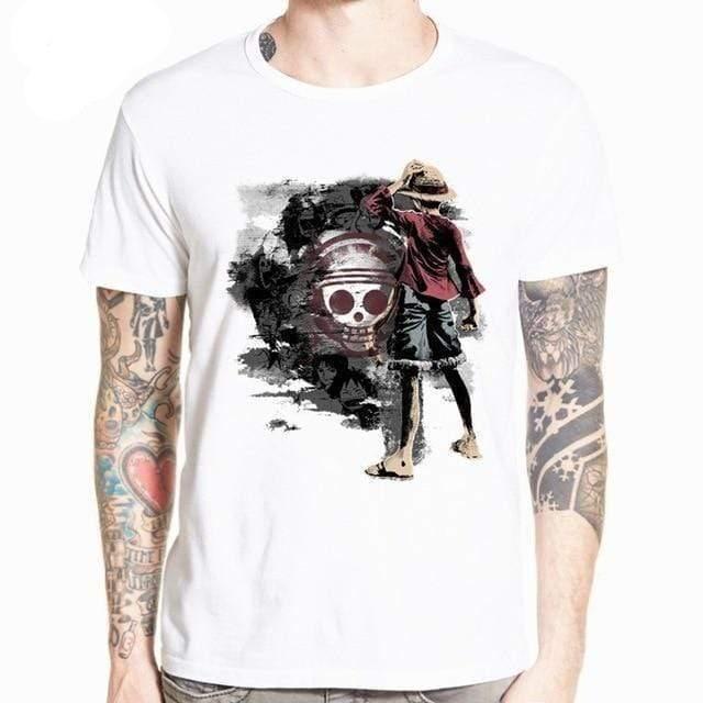 Boutique One Piece T-shirt XS T-Shirt One Piece L'aventure du Capitaine Luffy