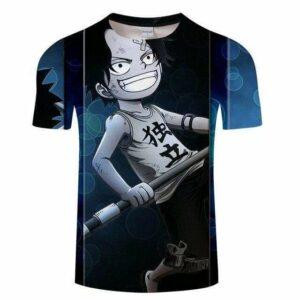 Boutique One Piece T-Shirt S T-Shirt One Piece L'Enfance de Ace