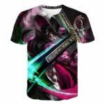 Boutique One Piece T-shirt XXS T-Shirt One Piece Le Grand Corsaire Mihawk