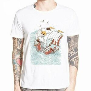 Boutique One Piece T-shirt XXXL T-Shirt One Piece le Vogue Merry