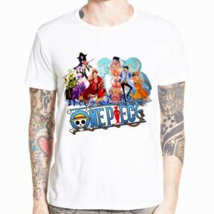 Boutique One Piece T-shirt xs T-Shirt One Piece Les Mugiwara