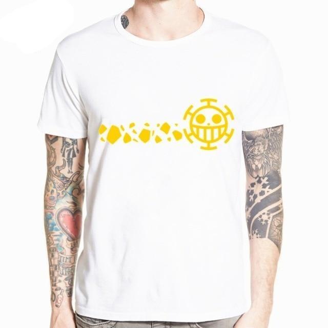 Boutique One Piece T-shirt XXXL T-Shirt One Piece les Pirates de Law