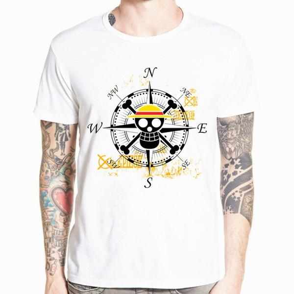 Onepiece-Shops T-shirt xs T-Shirt One Piece Log Pose