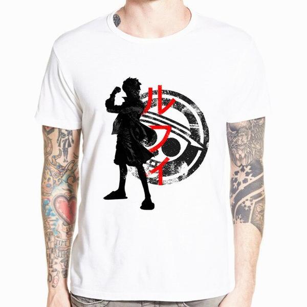 Boutique One Piece T-shirt xs T-Shirt One Piece Luffy au Chapeau de paille