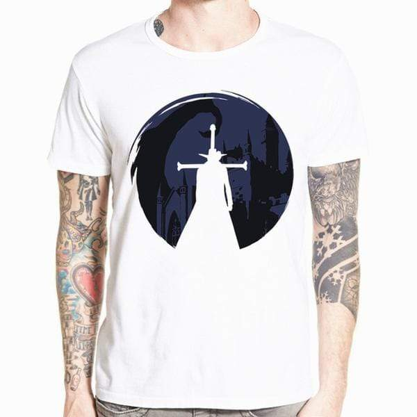 Boutique One Piece T-shirt xs T-Shirt One Piece Mihawk