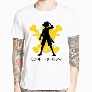 Boutique One Piece T-shirt xs T-Shirt One Piece Monkey D. Luffy
