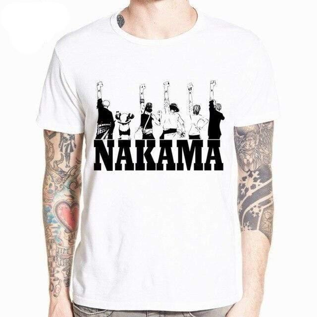 Boutique One Piece T-shirt XS T-Shirt One Piece Nakama