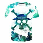 Boutique One Piece T-shirt 3XL T Shirt One Piece Pavillon Des Mugiwara