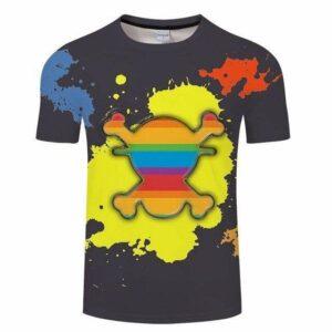 Boutique One Piece T-shirt S T-Shirt One Piece Pirates Multicolor