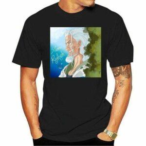 Boutique One Piece T-shirt Noir / XL T shirt One Piece Silvers Rayleigh