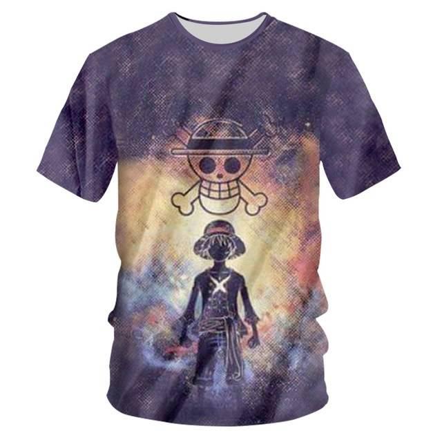 Boutique One Piece T-shirt 2XL T-Shirt One Piece un Futur Grand Roi des Pirates