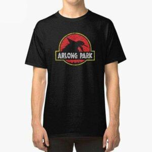 Boutique One Piece T-shirt S T-Shirt Parodique One Piece Arlong Park