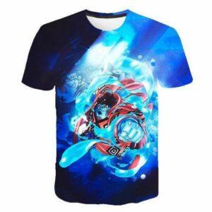 Boutique One Piece T-shirt 6XL T Shirts Jinbei Le Requin Baleine