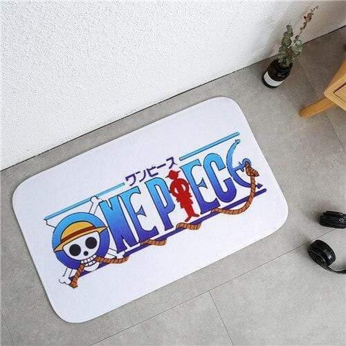 Boutique One Piece Tapis De Douche 50x80cm Tapis De Douche Logo De One Piece