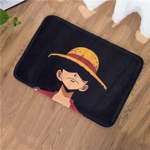 Boutique One Piece Tapis De Douche 50x80cm Tapis De Douche Mugiwara No Luffy