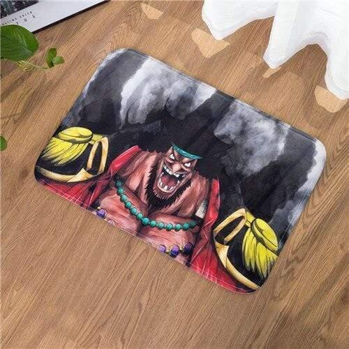 Boutique One Piece Tapis De Douche 50x80cm Tapis De Douche One Piece Barbe Noire