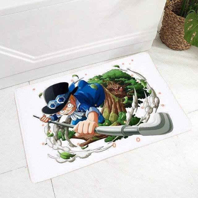 Boutique One Piece Tapis De Douche Tapis De Douche One Piece Sabo Enfant