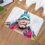 Boutique One Piece Tapis De Douche 50x80cm Tapis De Douche One Piece Sakazuki Akainu
