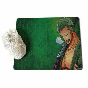 Boutique One Piece Tapis De Souris 18x22cm Tapis De Souris One Piece Le Sommeil Du Sabreur