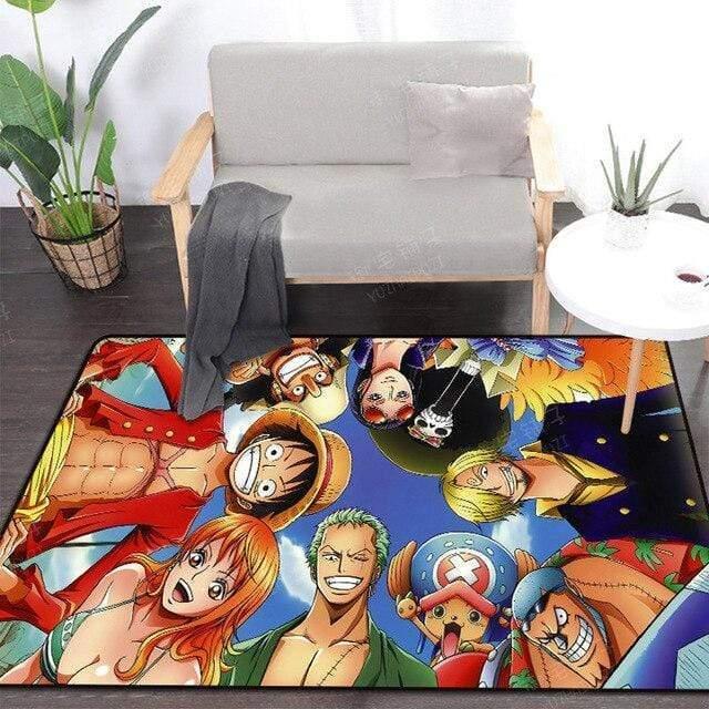 Boutique One Piece Tapis 100x160cm Tapis One Piece Les Chapeaux De Paille
