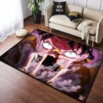 Boutique One Piece Tapis 80x120cm Tapis One Piece Luffy Gear Second