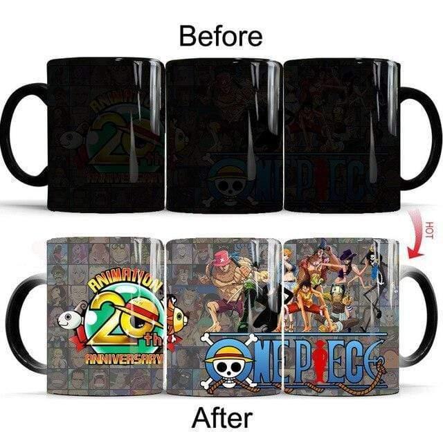 Boutique One Piece Mug Tasse Magique Le Monde De One Piece