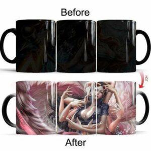 Boutique One Piece Mug Tasse Magique One Piece Nico Robin