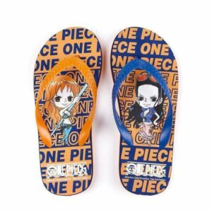Boutique One Piece Tongs 43 Tongs One Piece Kawaii Robin et Nami